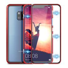 Hard Case For Huawei Mate 20 Pro 360 Full Screen Coverage Crystal PC Back Cover Ultra Slim Shockproof Bumper