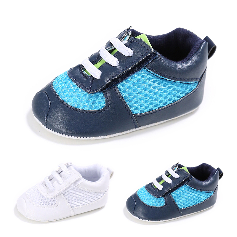 First Walker Spring and autumn new 0-1 year old boy and girl baby shoes soft bottom leisure four seasons baby Toddler kids shoes