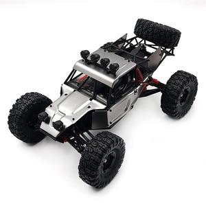 Image 1 - Coche de juguete teledirigido FY03 escala 1:12 2019G 4WD, vehículo todoterreno de alta velocidad, actualización de coche RC sin escobillas 2,4, novedad de 6,4