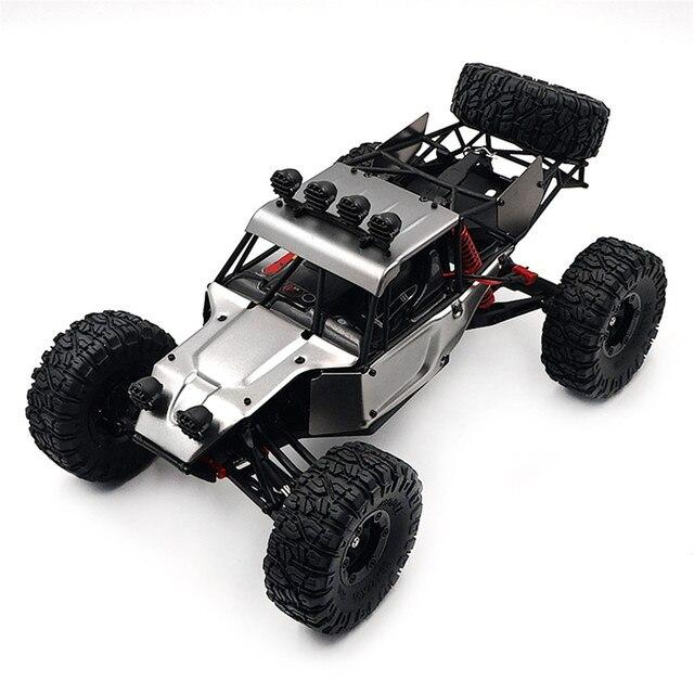 Coche de juguete teledirigido FY03 escala 1:12 2019G 4WD, vehículo todoterreno de alta velocidad, actualización de coche RC sin escobillas 2,4, novedad de 6,4