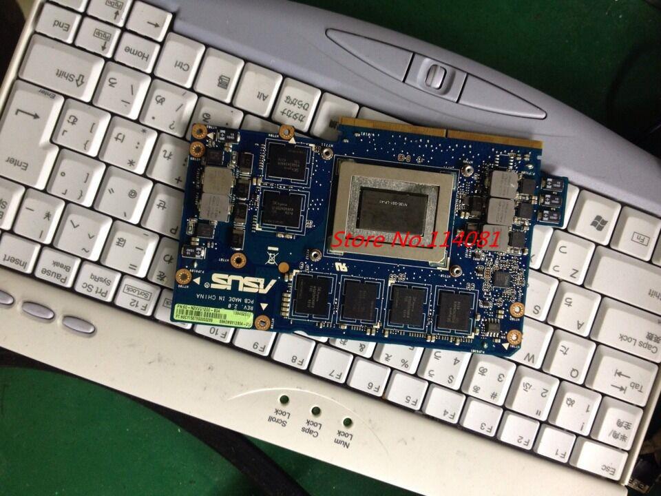 G75 G75V G75VW VGA card board G75VW_MXM_192BIT N13E-GS1-LP-A1 69N0MBV12B04-01 Video GTX 670M 3GB 100% tested fast ship