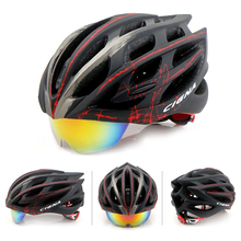 Helmet EPS PC Material Light Mountain Bike Helmet 32 Air Vents MTB Bicycle Equipment Casco Ciclismo cycling helmets