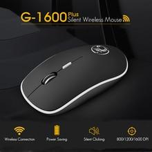 IMice беспроводная мышь Бесшумная компьютерная мышь 2,4 ГГц 1600 dpi эргономичная Mause Бесшумная USB PC мышь беззвучная беспроводная мышь для ноутбука