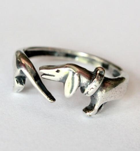 Купить оптовая продажа регулируемое кольцо в стиле ретро панк такса