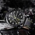 Mens Relógios Top Marca De Luxo 2016 Famoso Relógio Masculino Militar Relógio De Choque Amarelo Wrristwatch saat Quartzo-relógio relogio masculino