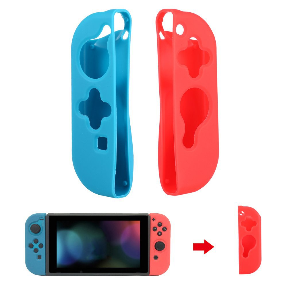 Detachable Shell Case Shock Proof Prevent Scratches Protection Cover For Nintend Switch Game Console Accessories