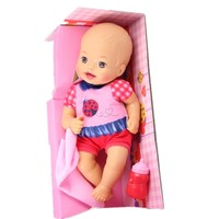 35cm Doll Reborn Baby Born Doll Express Free Shpping Best Children Toy Gift D02