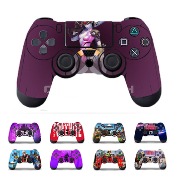 Sticker Skin Cover For PS4 Controller Gamepad Joypad Controle Decal Vinyl For Sony Playstation/ Dualshock 4 Accessories