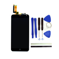 1PCS Original Meizu M1 Note LCD Display Digitizer Touch Screen Replacement Meizu M1 Note MeiBlue 5