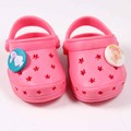 Pink Shoelace Charms Crocs Doll Shoes 18 inch American Girl Doll Accessories Fit 18'' American Doll For Baby Girl's Gift