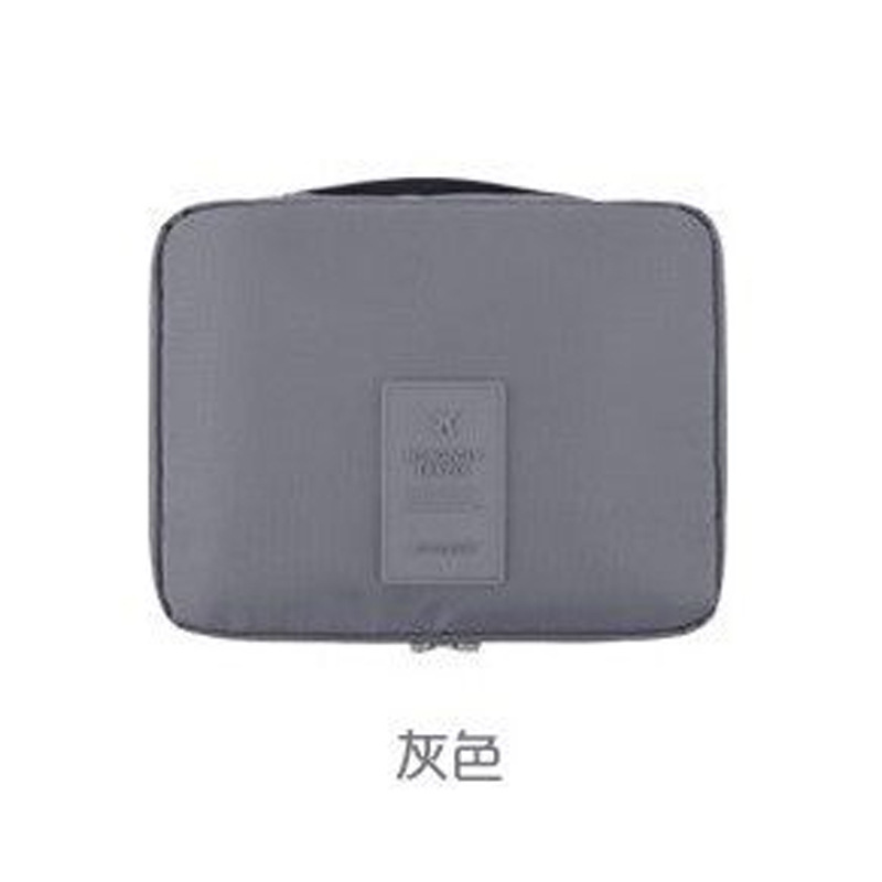 e14cc923d8 Travel Necessity Beauty zipper Case bag Multifunction Organizer ...