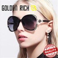 c0cb1ef84 GOLDEN RICH 2018 Luxury Rhinestone Diamond Sunglasses Women Europe Style  Eyeglasses Fashion Models Glasses Personality Sunglass