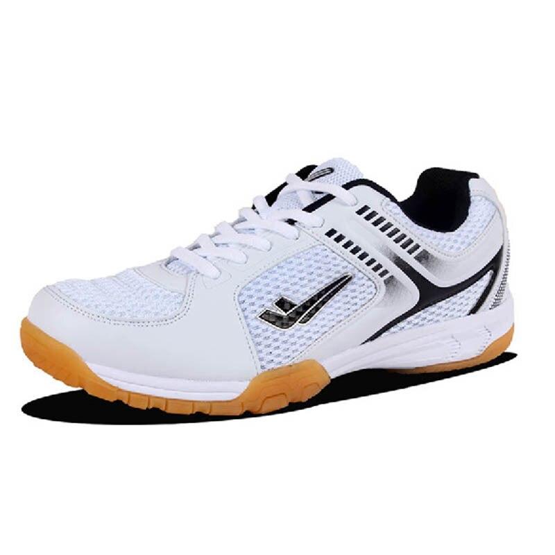 Spanrde Men Professional Table Tennis Shoes Breathable Anti-Slippery Sport Shoe Unisex P ...