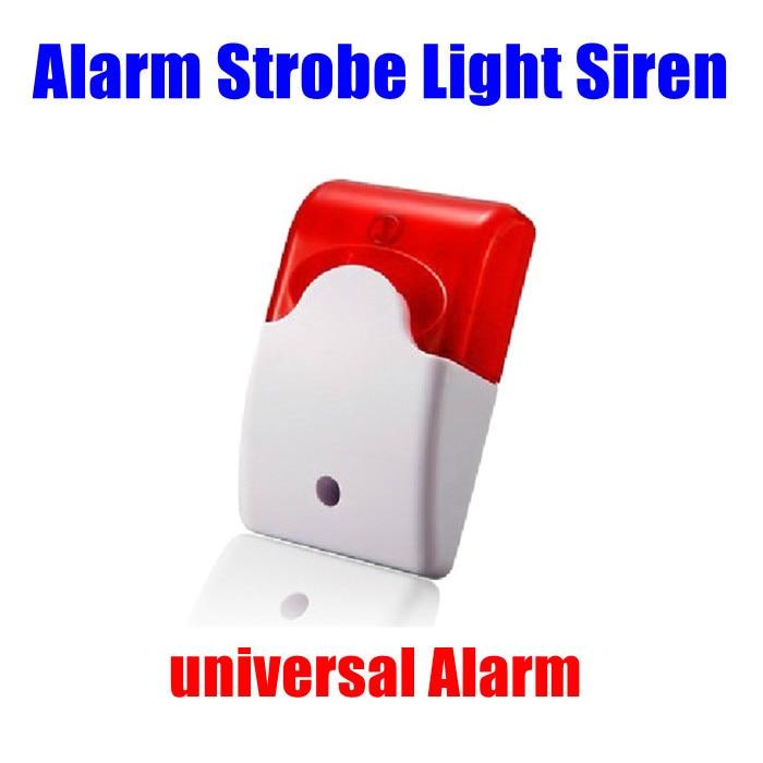 компания GSM-универсальное безопасности системы сигнализации стробоскоп