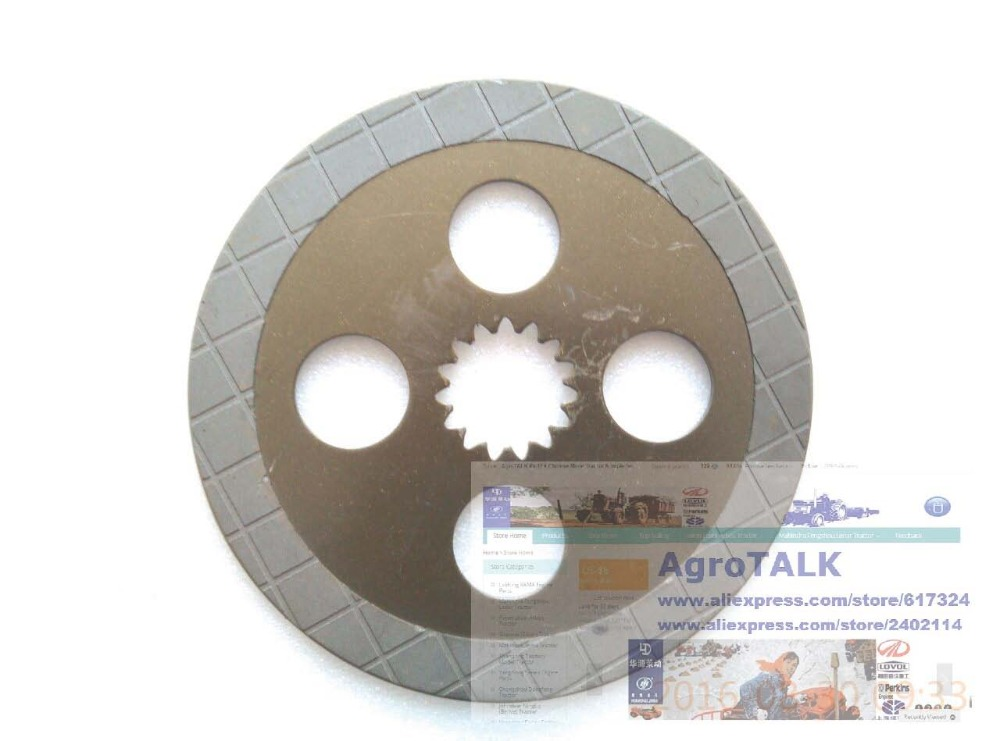Benye tractor BY650 BY654, the brake lining, part number: ningbo benye tractor the by 304 power steering cylinder