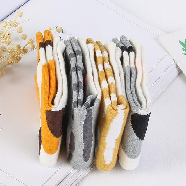 Kitten Paw Themed Socks for Women