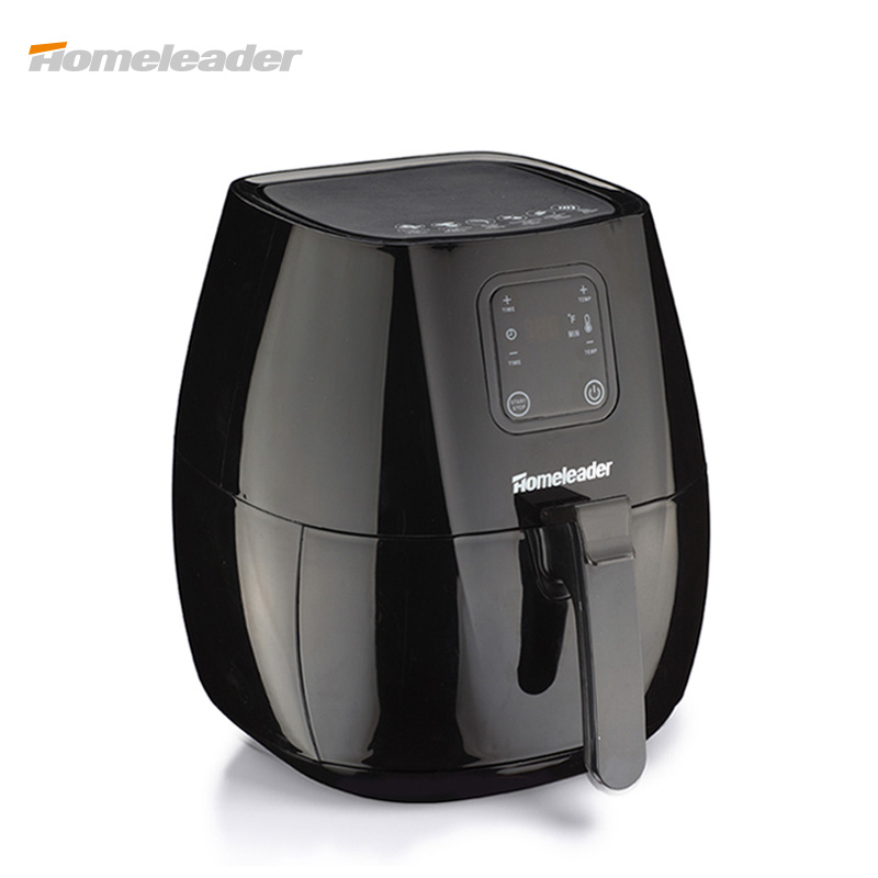 2017 New Electric Air fryer oil-free fryer LCD display kitchen appliances air machine 220v non stick lcd electric deep fryer oil free and smokeless electric air fryer french fries machine for home using