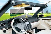 rete automobile Day and Night Vision Sunshade Sun Visors Car Anti Dazzling Goggle Mirrors window cover