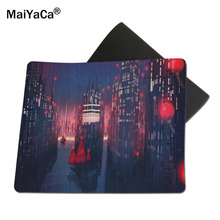 MaiYaCa Anime Scener Computer and Laptop Mouse Pad Gaming Mice Mat Pad 18 22cm and 25