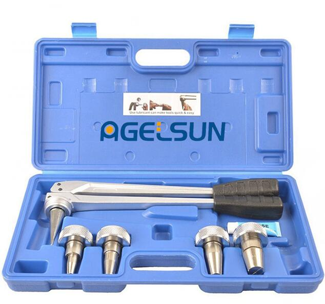 US $51 0 15% OFF|iGeelee Uponor PEX Pipe Tube Expander PE 1632 from 16 to  32mm for Water and Radiator Connection-in Power Tool Sets from Tools on
