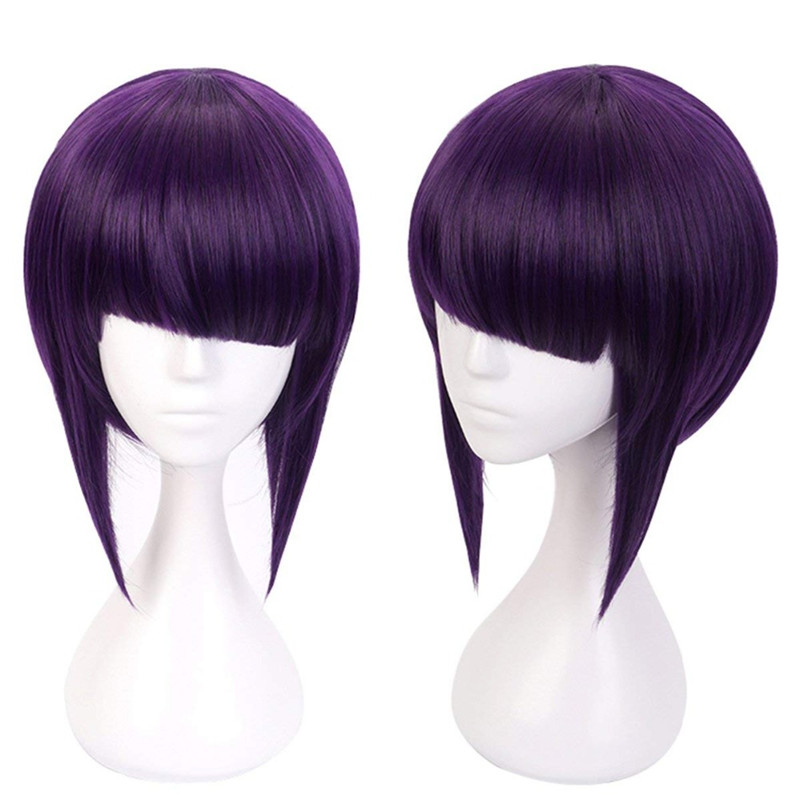 Takerlama My Hero Academia Anime Boku no Hero Academia Kyoka Jiro Jirou Kyouka Wig Cosplay Women Hair Halloween Party Role Play
