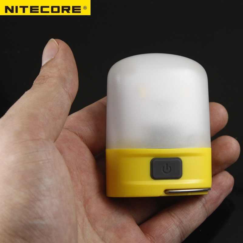Nitecore LR10 CRI светодиодов 250 люмен открытый карман-Sized USB Перезаряжаемые Кемпинг Фонари встроенный Батарея Pack Бесплатная доставка