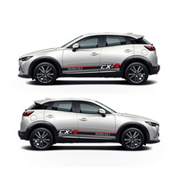TAIYAO car styling sport car sticker For Mazda 2018 CX 3 Mark Levinson car accessories and decals auto sticker