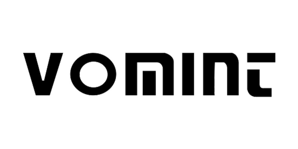 Лого бренда VOMINT из Китая