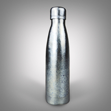 Tikungfu Titanium Thermos Vacuum Flask Coke Bottle Cup Kettle 500 ml Outdoor Travel Fashion Portable Frosted Light Blue