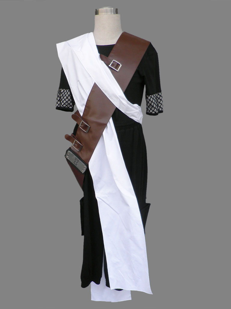 Naruto Gaara First Generation Cosplay Costume Clothes Cartoon Character Costumes