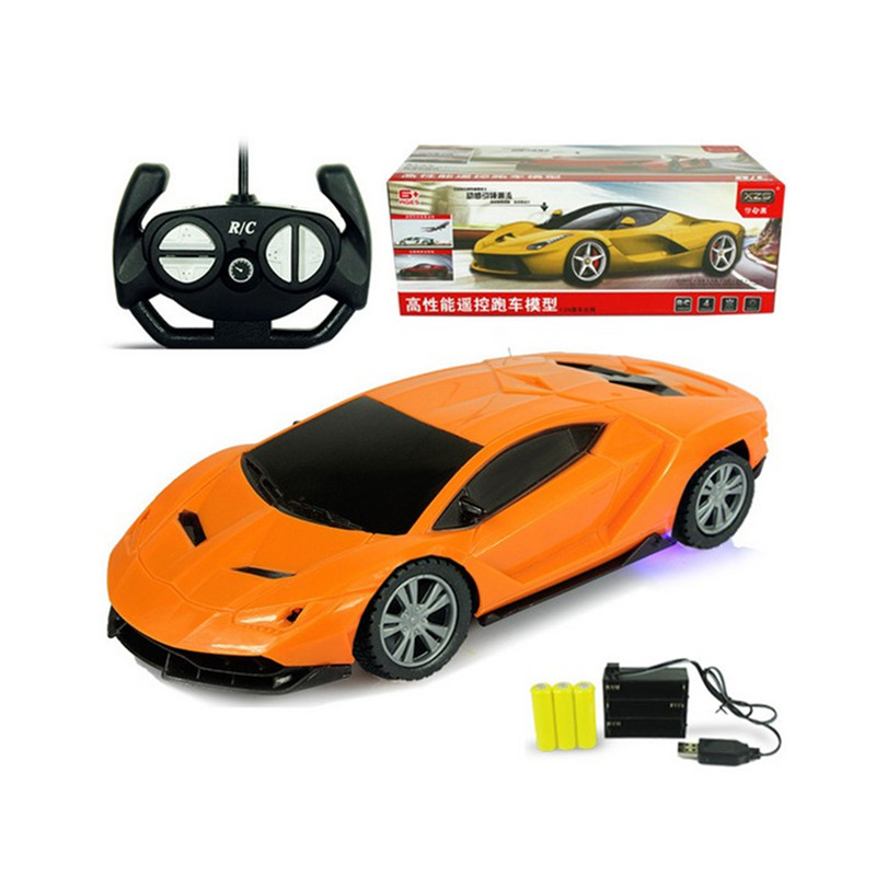 1:24 4CH RC Cars Collection Radio Controlled Cars Machines On The Remote Control Toys Kids 3-10 years radio-controlled car
