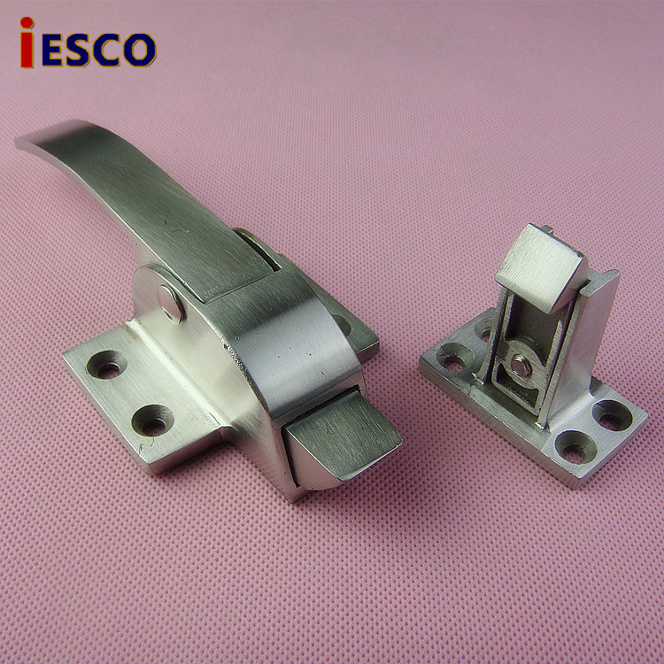 IESCO stainless steel oven oven door refrigerator door lock handle lock lock latch industrial oven-in Door Closers from Home Improvement on Aliexpress.com ... & IESCO stainless steel oven oven door refrigerator door lock handle ...