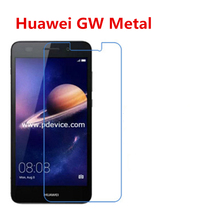 5 Pcs Ultra Thin Clear HD LCD Screen Guard Protector Film With Cleaning Cloth Film For Huawei GW Metal.