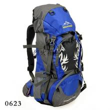 Professional Climb Backpack Outdoor Travel bag Camp Hike Equipment For Men WomenTrekking Rucksack 50L