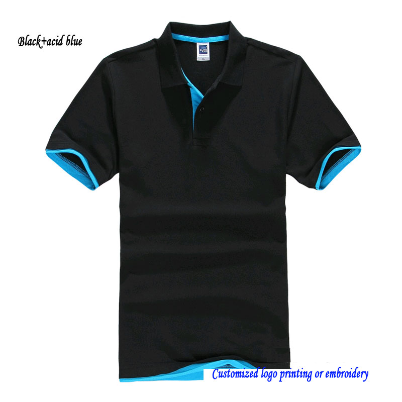 Courtes Black Polos Active Tee Occasionnel Hommes Logo La Coton Solide Blue Peachb pink green Acid Blue Broderie À Blue black Red Plus Royal Régulière Adulte white Green royal Gray Blue peachblow Black Gray Taille Black Navy Green Unisexe Pour white White navy Manches sky Polo Blue Red gray Red dark white Top 0T4Uq0d