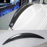 GT Carbon Fiber rear spoiler wings for Maserati GT Gran Turismo car body kit 2006 2011