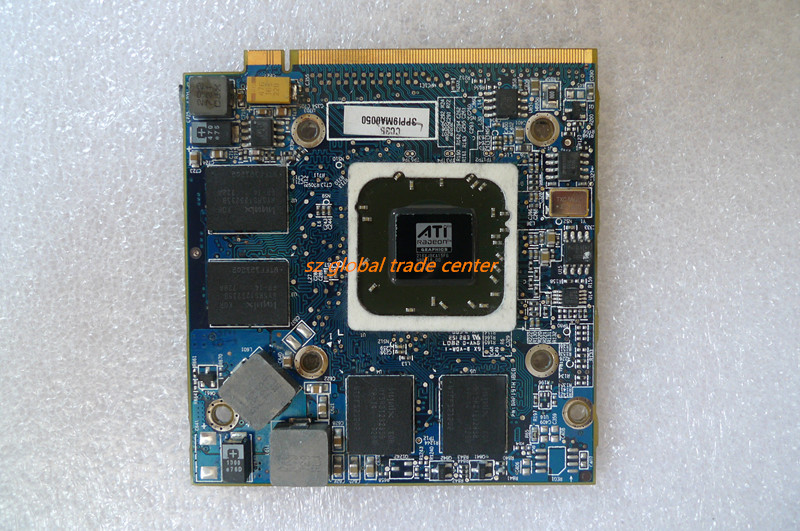 Original HD2600 ATI graphic card VGA Video Card <font><b>DDR2</b></font> 631-0590 216XJBKA15FG CARD For APPLE IMAC A1224 full tested image