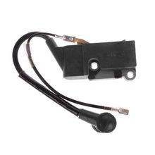 Ignition Coil Module For Chinese Gasoline Chainsaw 5800 Replacement Spare Parts closed magnetic ignition coil for japaneses car 099700 101 30520 rna a01 099700 102 099700 101 replacement parts ignition system