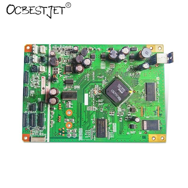 ФОТО Original Mainboard Main Board For Epson R380 R390 Printer Formatter Board