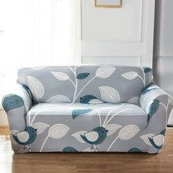 Диван-чехлов 1/2/3/4-Seater гибкий эластичный диван крышка большая эластичность диване крышка чехол мебель протектор 1 шт.