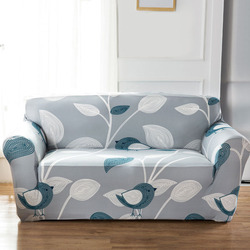 Sofa-slipcovers 1/2/3/4-Seater Flexible Stretchy Sofa Cover Big Elasticity Couch Cover Slipcover Furniture Protector 1PC