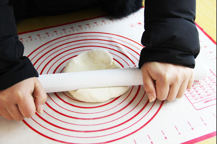 Tools Liners Pads Cake Kneading Dough Baking Mat Non Stick Rolling Pad Silicone
