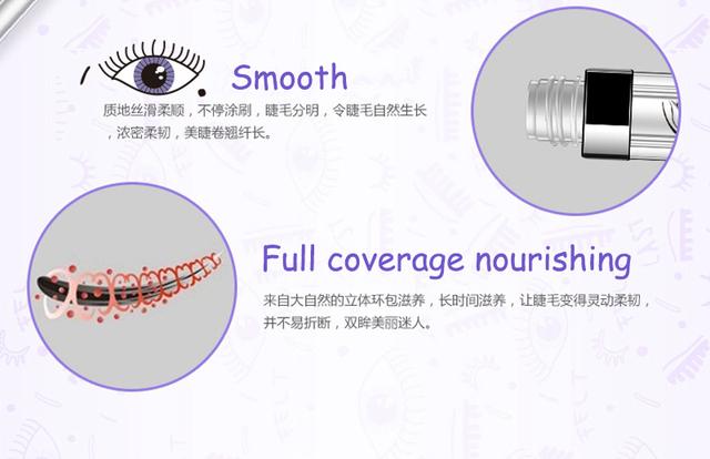 BIOAQUA New Norishing Growth Liquid Eyelashes Rapid Growth Essence Lengthening Curl lengthen thicken Treatment Eye Lash Serum