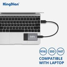 """KingDian Portable SSD de 1tb 120GB 240GB Disco Duro SSD de 500GB External SSD USB 3,0 1,8 """"externa de unidad de estado sólido para el ordenador portátil"""