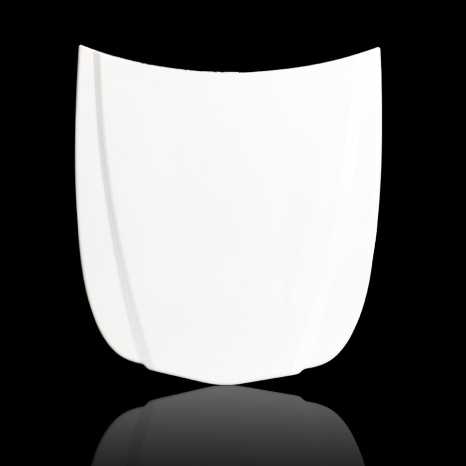 Plastic White Mini Car Bonnet Car Hood Vinyl Display Model Custom Paint Sample Speed Shape With Painted MO 179S 1 10pcs/Lot-in Car Stickers from Automobiles & Motorcycles