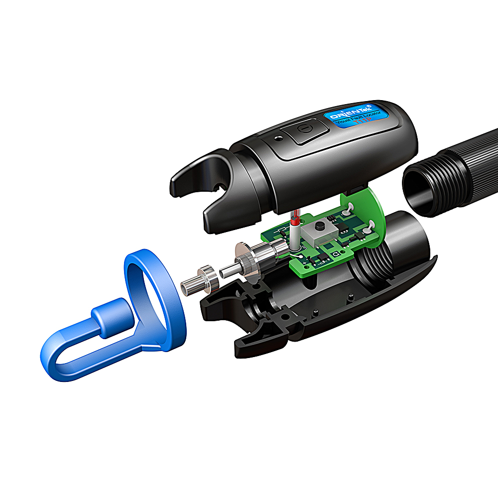 Orientek T11P VFL 1mW 10mW 20mW 30mW Optical Visual Fault Locator 650nm Pen Size Fiber Break Checker 5-30km