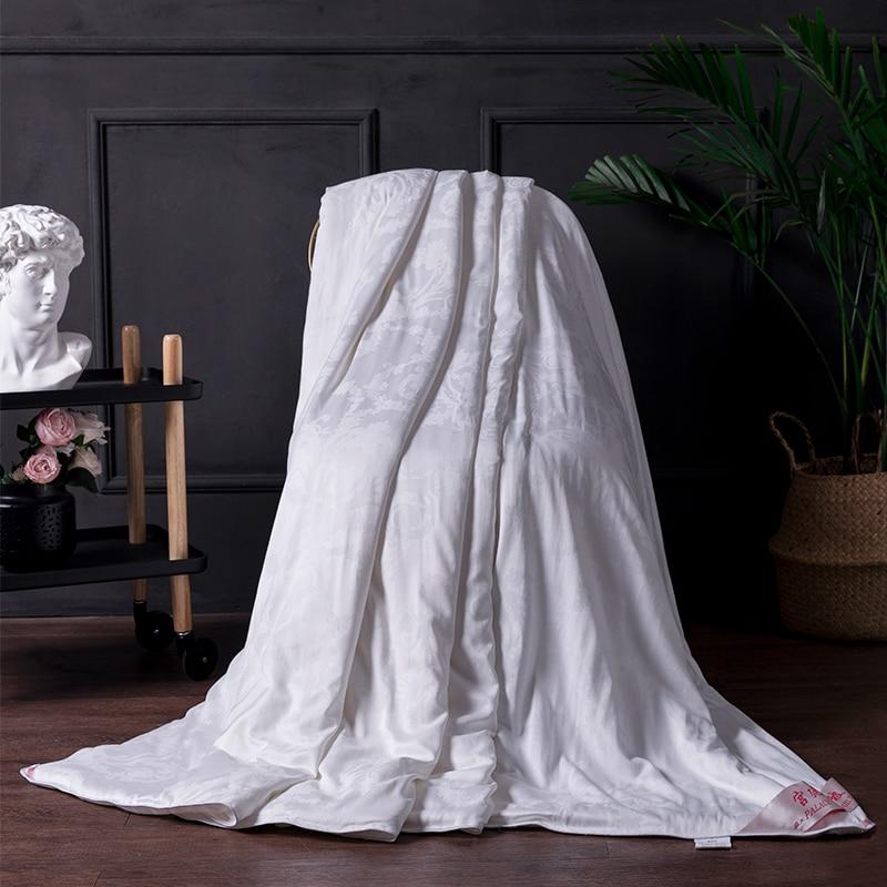 100% Silk White Comforter/Blanket/Quilt/Duvet for Summer&Winter King Queen Twin Size Handmade Bedding Free Shipping100% Silk White Comforter/Blanket/Quilt/Duvet for Summer&Winter King Queen Twin Size Handmade Bedding Free Shipping