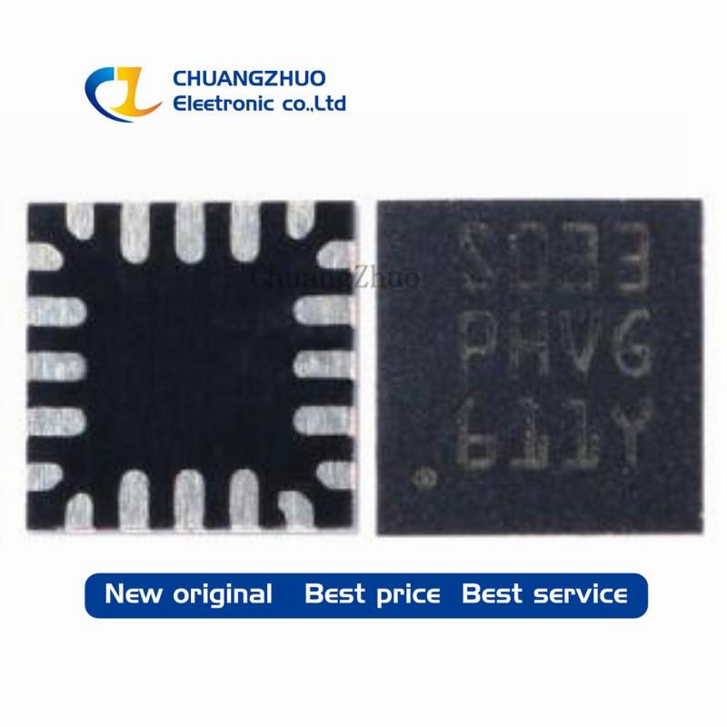 10pcs STM8S003 QFN20 MCU 8-bit STM8S STM8 CISC 8KB Flash 3.3V/5V 20-Pin UFQFPN STM8S003F3U6TR
