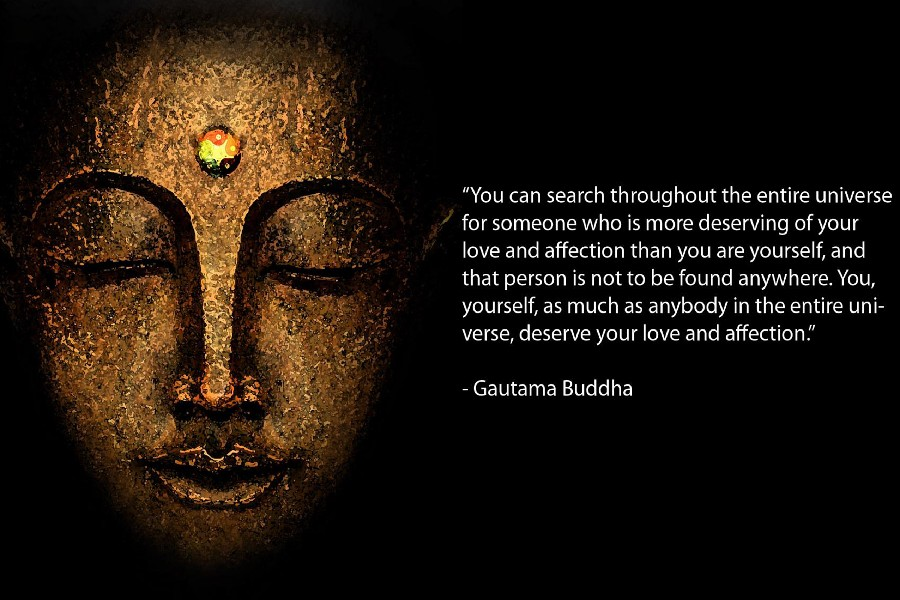 Buddhist Quotes On Love Glamorous Buy Buddha Quotes And Get Free Shipping On Aliexpress