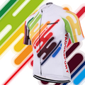 2019 Colorful Unique Cycling Jersey Anti-Uv Free Outdoor Racing Bicycle Cycling Shirts Cool Breathable Full Zipper Bike Jersey